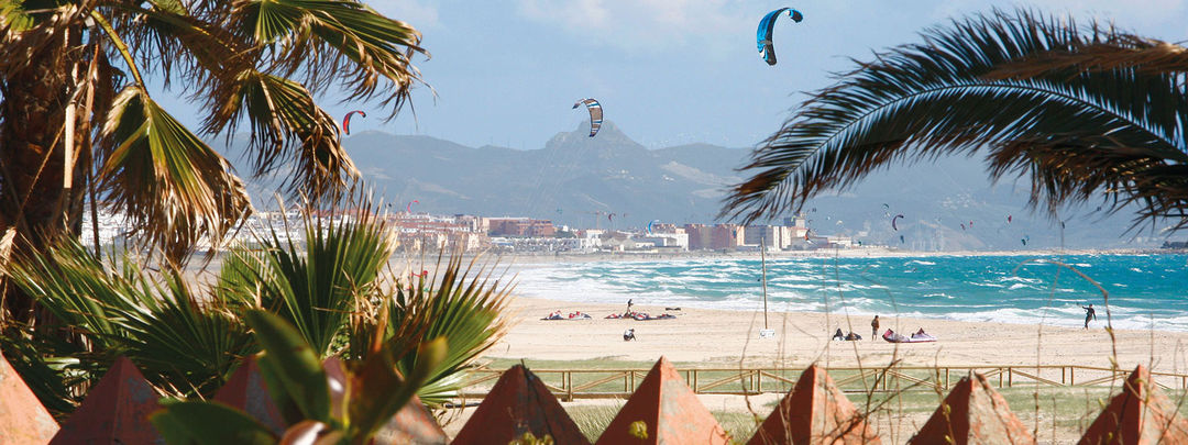 The Kite and Windsurfing Guide, Los Lances, Tarifa, Spain