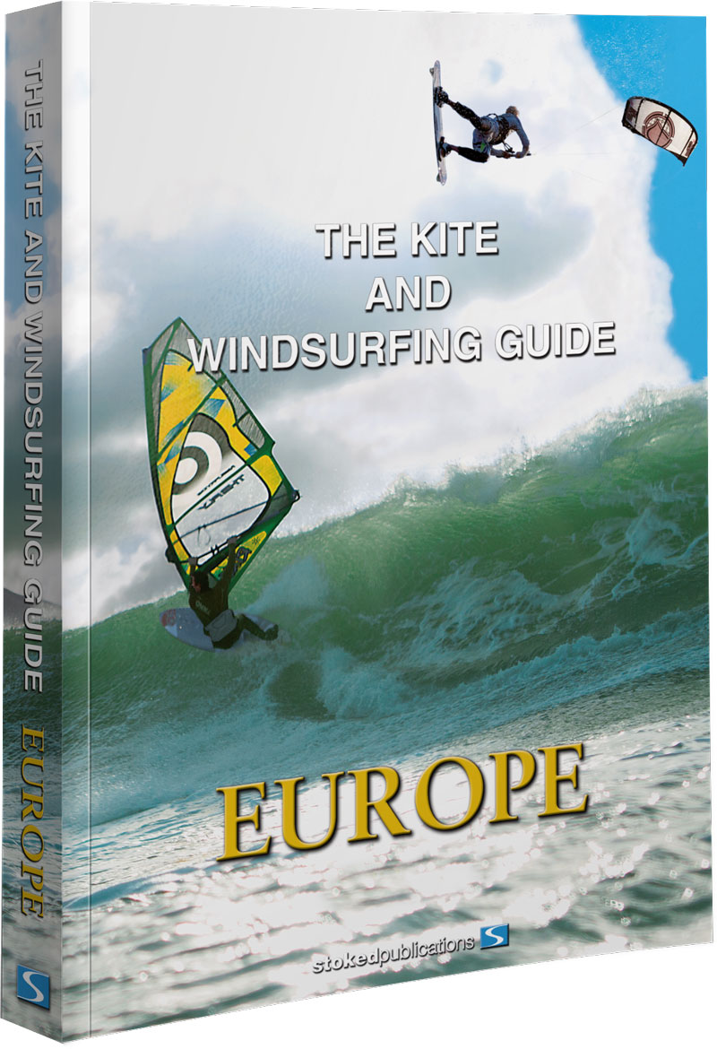 THE KITE AND WIND­SURFING GUIDE Europa